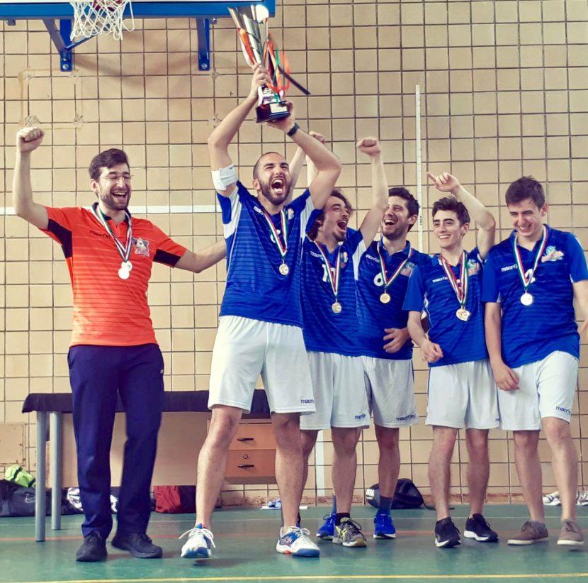 Hit Dogs Torino Campioni d'Italia Floball 2018