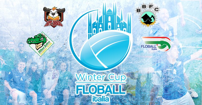 Winter Cup 2019 Floball Italia Milano