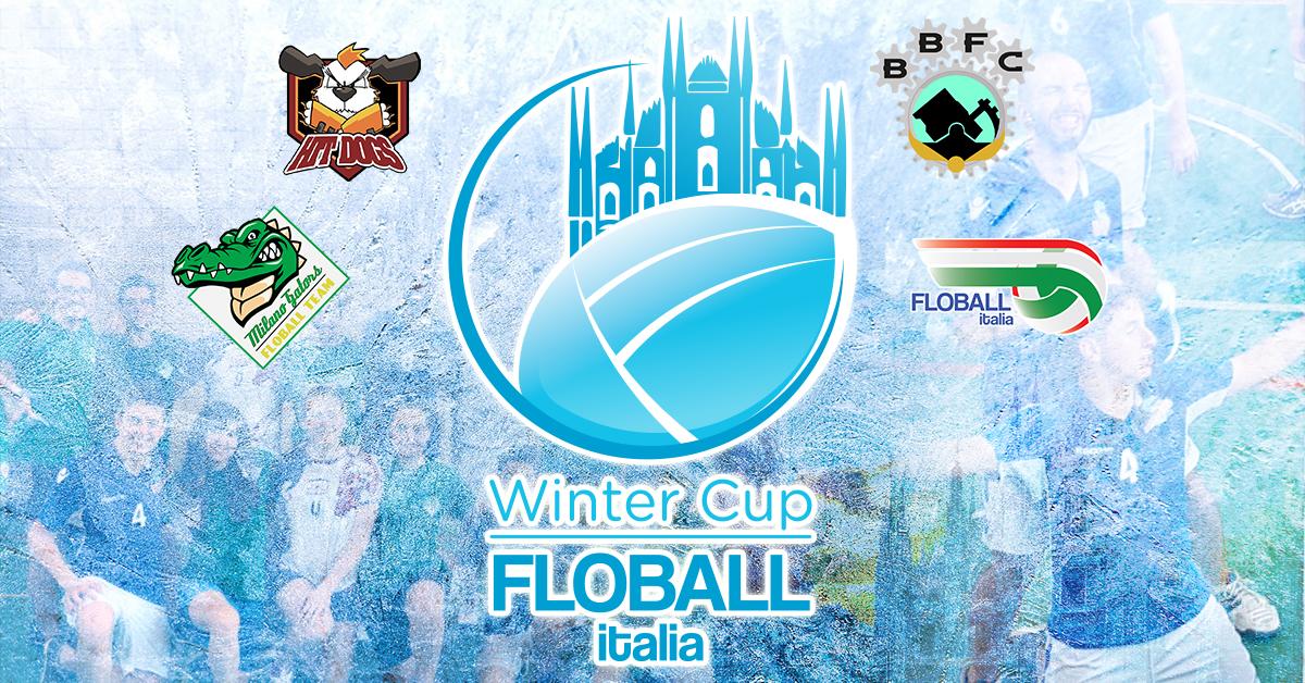 Winter Cup 2019 Floball Italia Milano