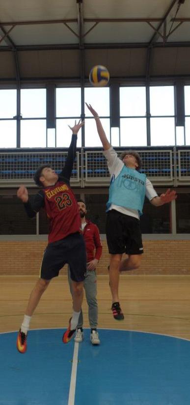 attività floball scuole liceo Vasari figline valdarno scientifico classico sportivo istituto