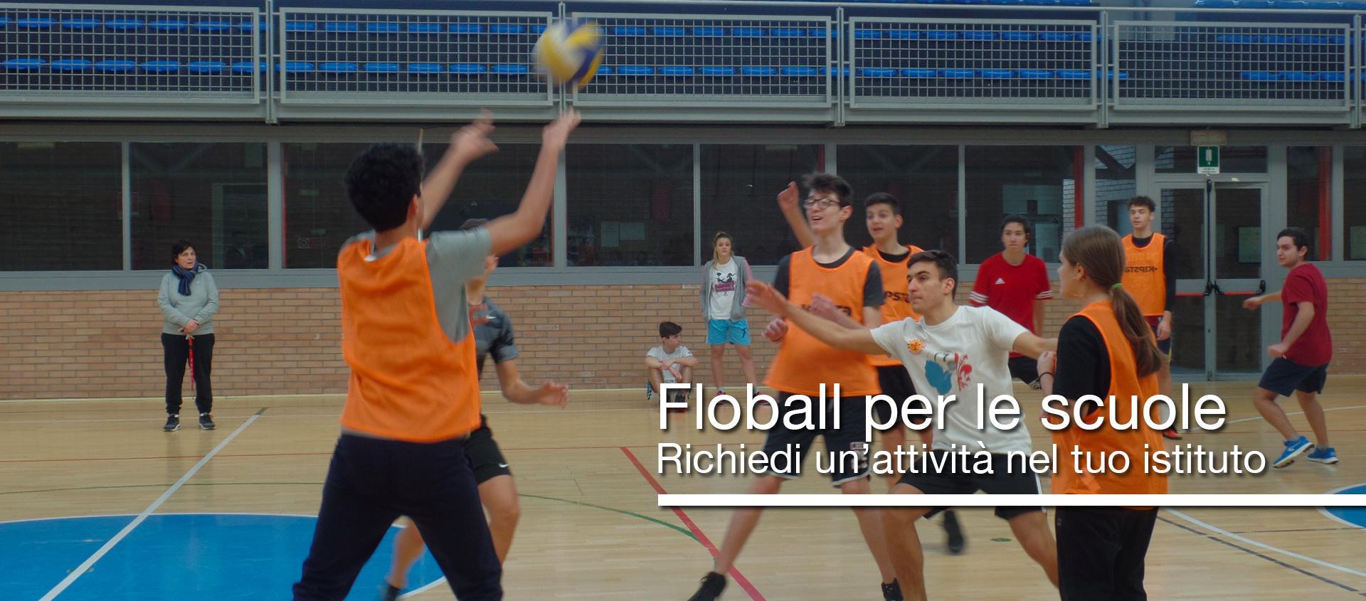 floball attività didattica scuole superiori licei istituti