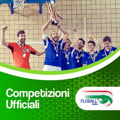 Competizioni ufficiali Floball Italia